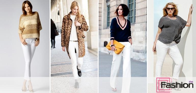 Белое в моде