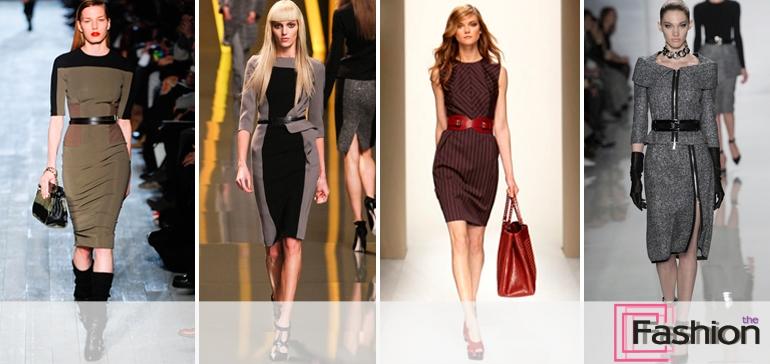 Наденем деловое платье