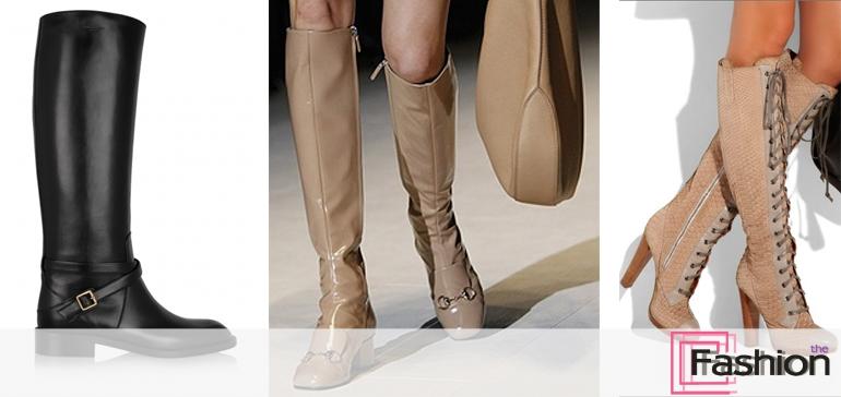 Вырез на осенней обуви 2015-2016. Nicole Miller, Vionnet