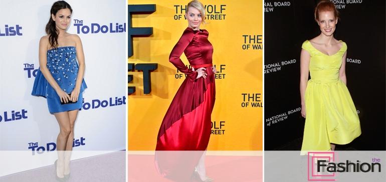 Оскар де ла Рента: 10 лучших звездных платьев