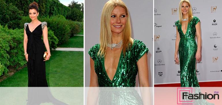 лучшие звездные выходы в платьях Elie Saab