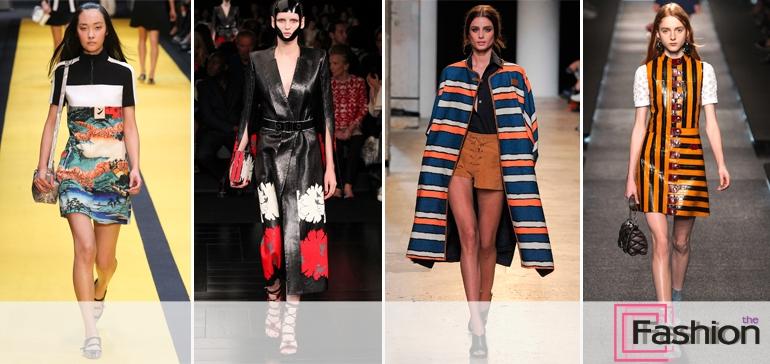 Главные тренды недели моды в Париже