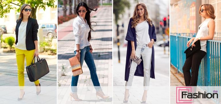 Базовый гардероб женщины 30 лет
