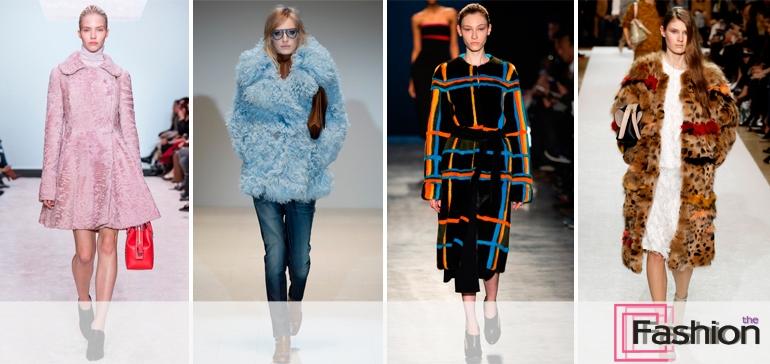 Верхняя одежда сезона осень-зима 2014-2015