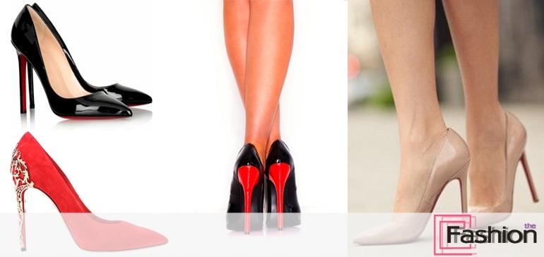 10 видов каблуков