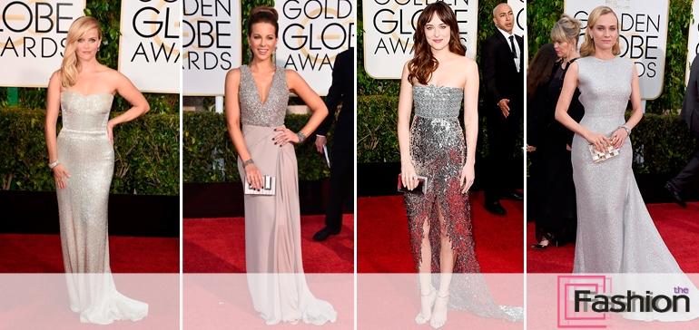 Золотой глобус 2015: лучшие и худшие наряды звезд