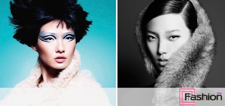 10 самых известных азиатских моделей
