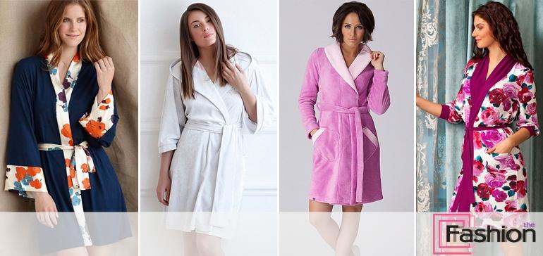 Модная домашняя одежда