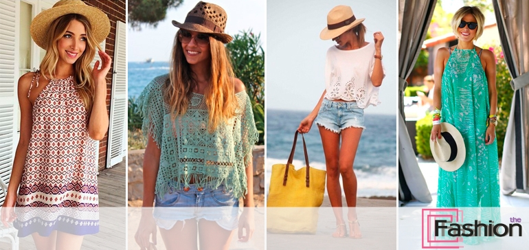 Модный гардероб для отпуска
