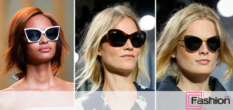 Модные солнцезащитные очки 2015 женские