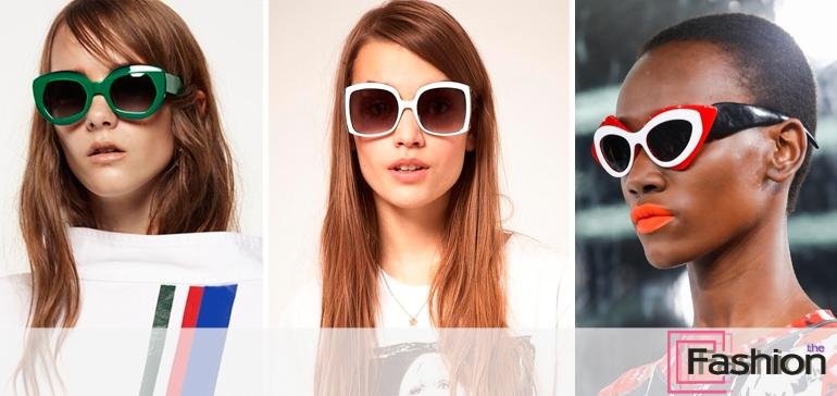 Модные солнцезащитные очки 2015