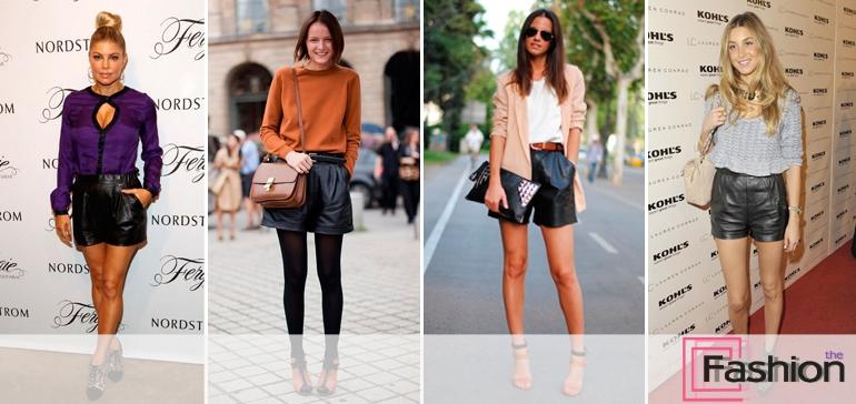 Модные шорты картинки