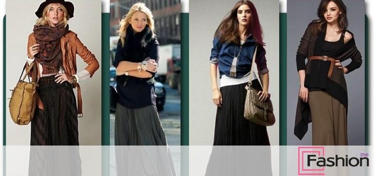 Блузки красивые к длинной юбке
