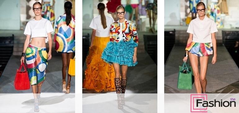 Неделя моды в Милане весна-лето 2015