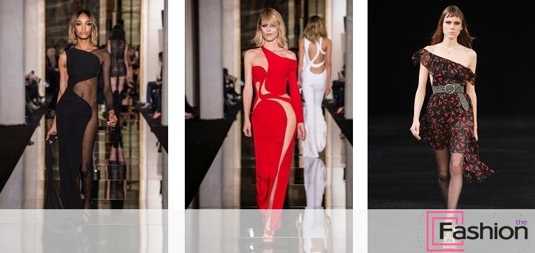Неделя моды в Париже весна-лето 2015