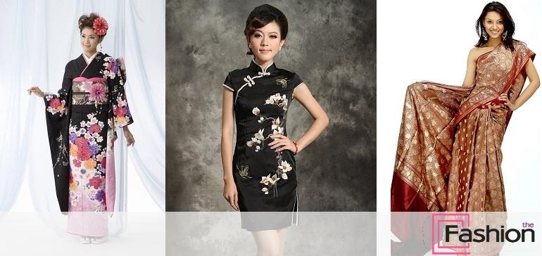 Как сшить платье в восточном стиле
