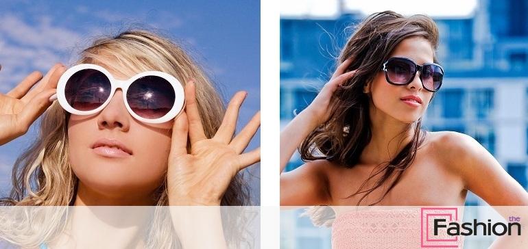 Солнцезащитные очки новая коллекция 2017