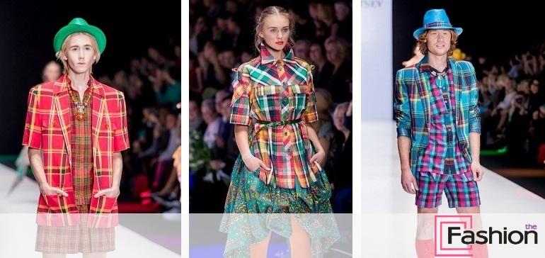 Mercedes-Benz Fashion Week Russia 2015