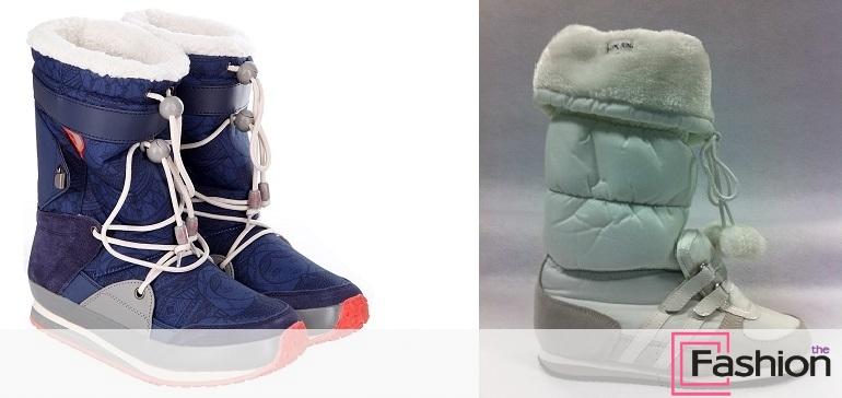 Самая тёплая зимняя обувь - Женский форум Мамка ру