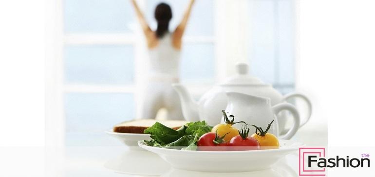 здоровое питание мода
