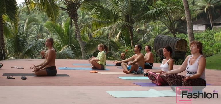 йога туры фитнес туры