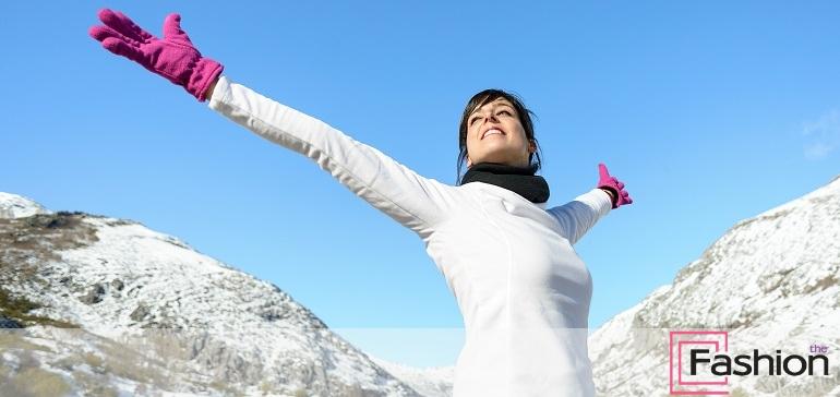 похудение зимой