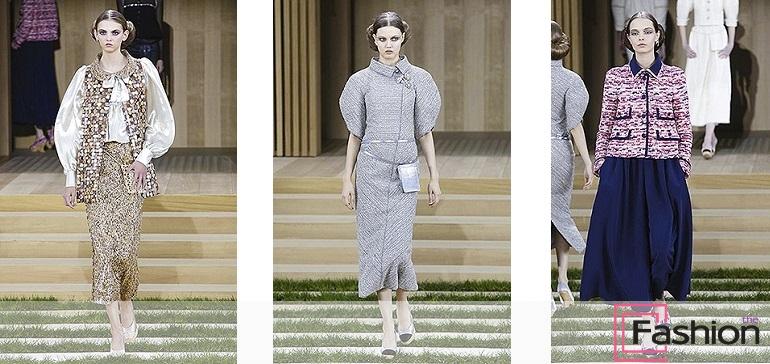 Неделя высокой моды в Париже: Chanel весна-лето 2016