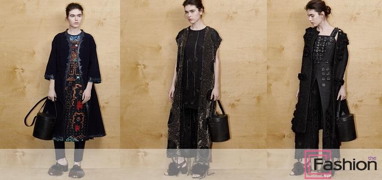 Алена Ахмадуллина показала новую коллекцию в Нью-Йорке