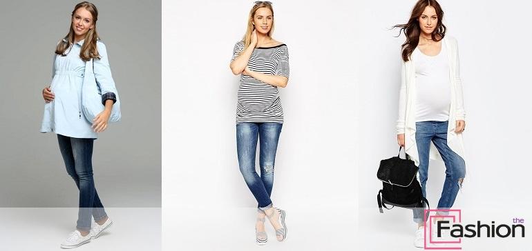 мода для беременных 2016