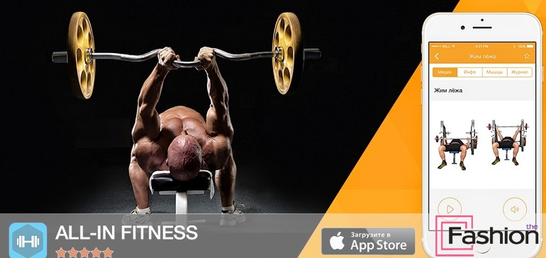 приложения для похудения
