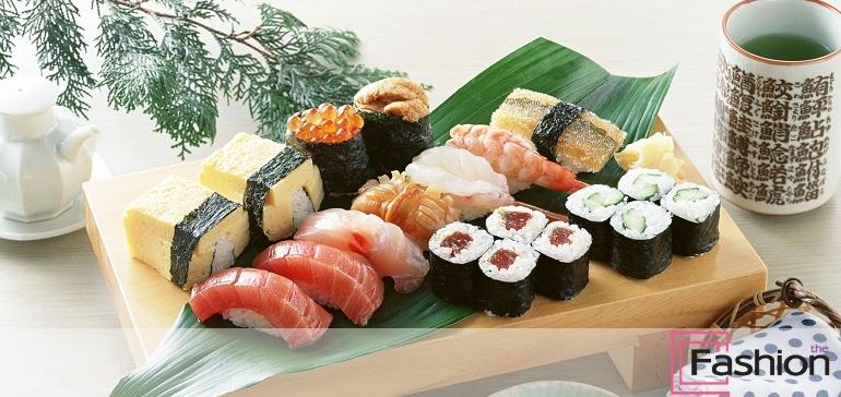 меню японской диеты для похудения