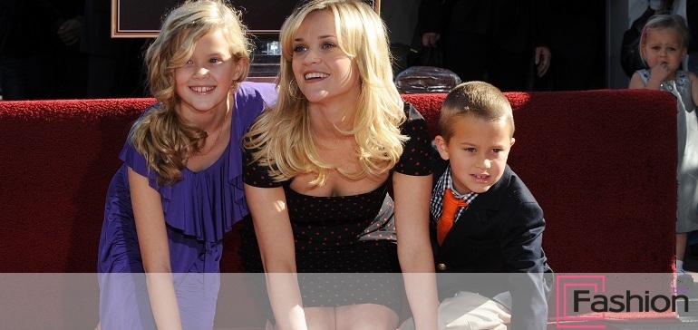 Academy Award winning actress Reese With