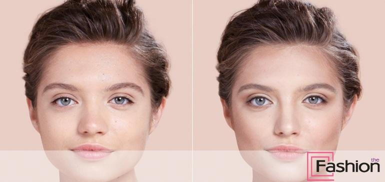 контуринг- популярная техника в макияже