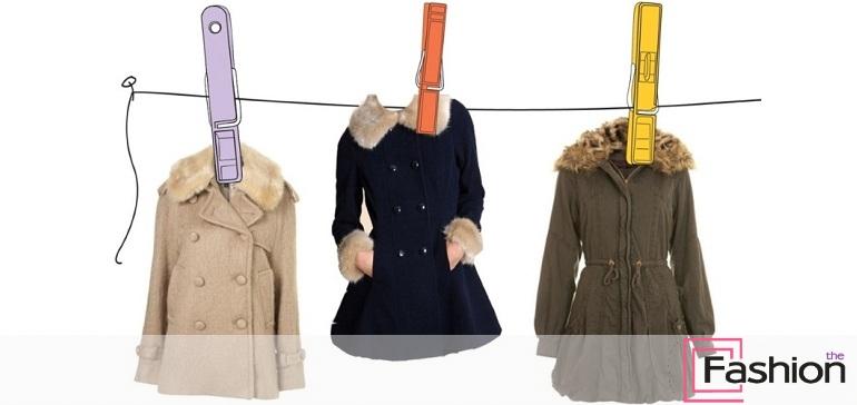 Чем очистить пальто в домашних условиях