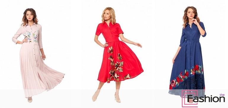 Льняная одежда для женщин - модели исключительной красоты и женственности