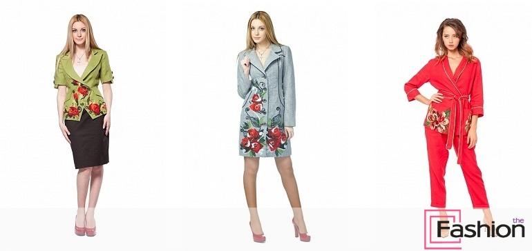 Льняная одежда для женщин