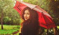 Модные женские зонтики
