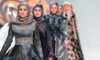 Коллекция модной одежды от Медни Кадыровой