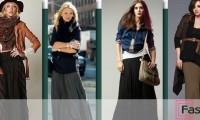 С чем носить длинную юбку? Раскрываем секреты стиля!