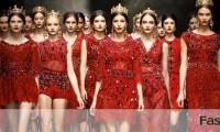 Одежда в красном цвете – роскошь идеального образа