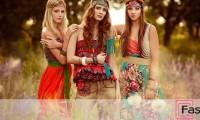 Этно стиль: колоритные решения в модных образах