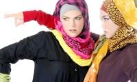 Как завязать шарф на шее: стильные образы и теплые решения