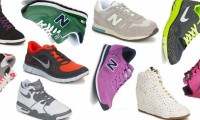 модная обувь - кроссовки