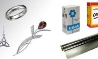 Как чистить серебро?