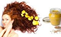 Маска для роста волос с горчицей в домашних условиях. Рецепты, советы, рекомендации