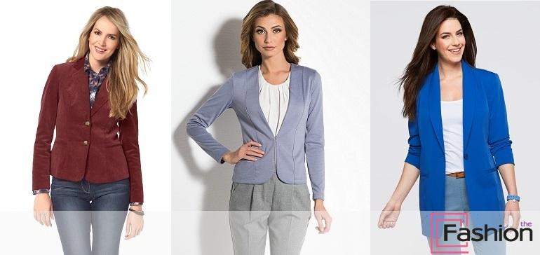 С чем носить женский блейзер: 4 гениальные и простые идеи