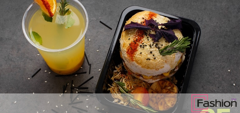 Сервис доставки здоровой еды