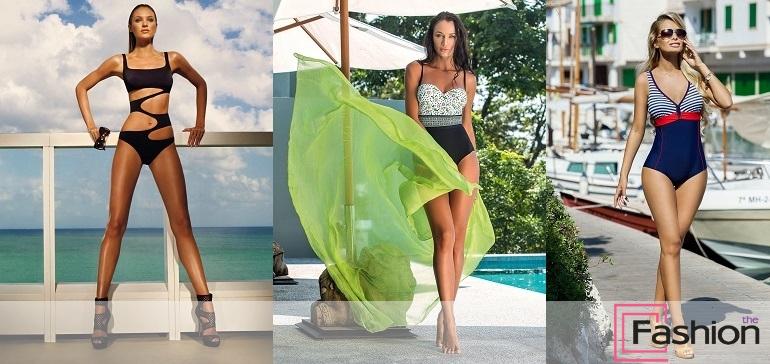 Модные слитные купальники: фото и описание лучших моделей этого пляжного сезона