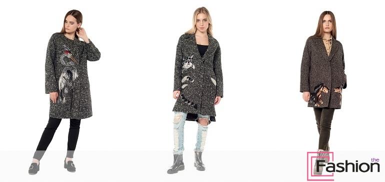 Пальто из твида: стильная осень – это просто