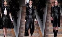 Обзор цен на женские кожаные плащи и другие характеристики современных моделей